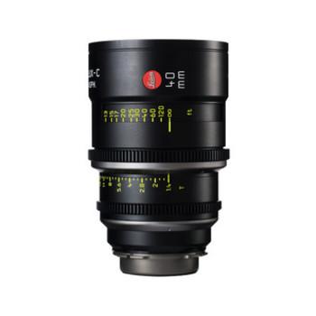 Rent 40mm Leica Summilux C Lens