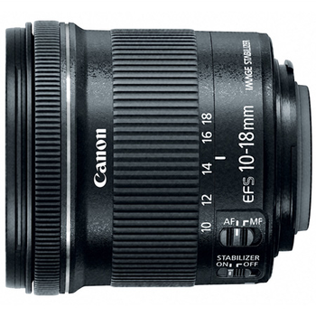 Rent Canon Lens 10-18 mm