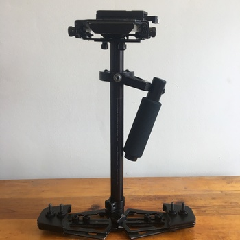 Rent Glidecam HD2000 with Manfrotto 394 Quick Release + Weights (Williamsburg, BK)