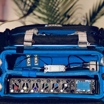 Rent Sound Devices 688, Schoeps CMIT 5U, Lectronics SRC & 2 LT, Sanken COS-11, Denecke TSC, Orca Bag, Sennheisser