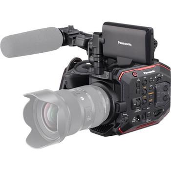 Rent Panasonic EVA1 with EF or PL mount