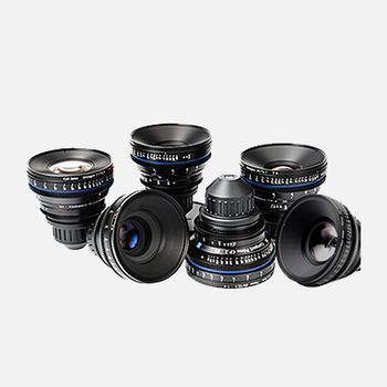 Rent Ziess CP.2 Six-Lens Set