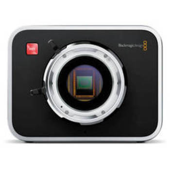 Rent Blackmagic Cinema Camera (Canon EF Mount) w/2 Battery Packs, 3 SSDs & Camera Cage+Handle