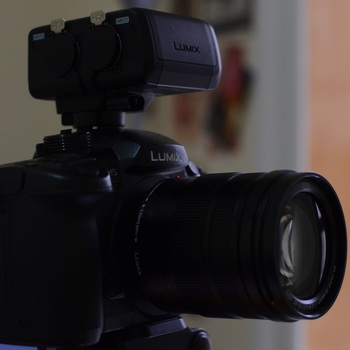 Rent GH5 Kit, with XLR Adapter, 12-60mm Vario Lens