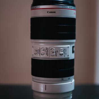 Rent Canon EF 70-200mm f/2.8L IS II USM Lens