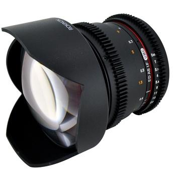 Rent Rokinon 14mm T3.1 Cine Lens (Canon EF Mount)