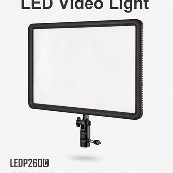 Rent 2 GODOX LEDP260C Bicolor LED Lights