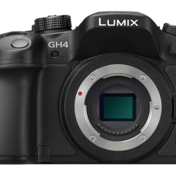Rent Panasonic Lumix GH-4