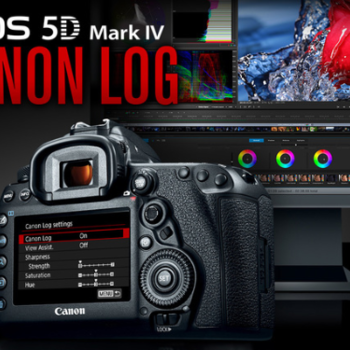 Rent Canon EOS 5D Mark IV w/ Canon Log, 1 of 2