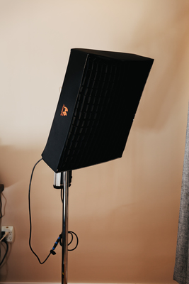 Rent A 2x Falcon Eyes 24tdx Flexible Led With Soft Box And