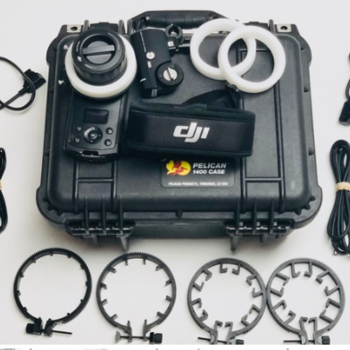Rent DJI Focus - Controller and Motor package w/d-tap multi-tap