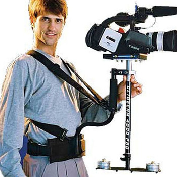 Rent Glidecam 4000 Pro with Body-Pod harness