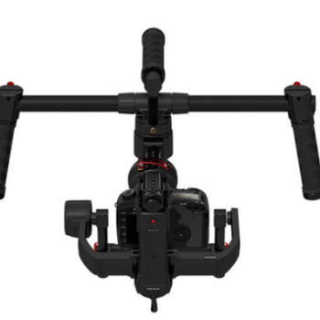 Rent DJI Ronin-M w/ Canon 5DmkIV, Canon 24-70mm, and monitor