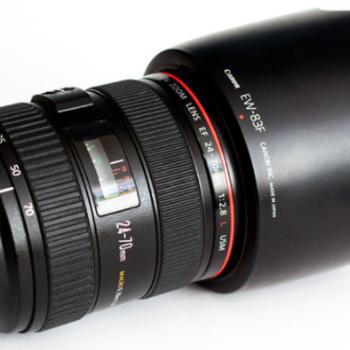 Rent Canon EF 24-70mm f/2.8L