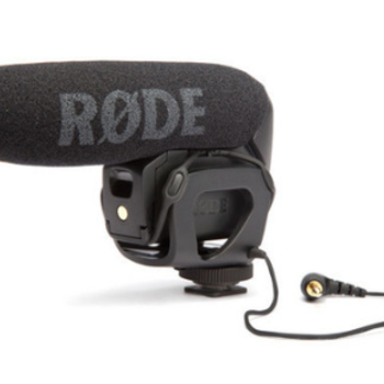 Rent Rode VideoMic Pro On-Camera Microphone w/ Dead-Cat