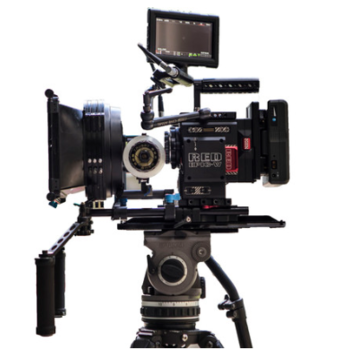 Rent RED Helium 8K COMPLETE KIT - Cinema Lenses and Monitors