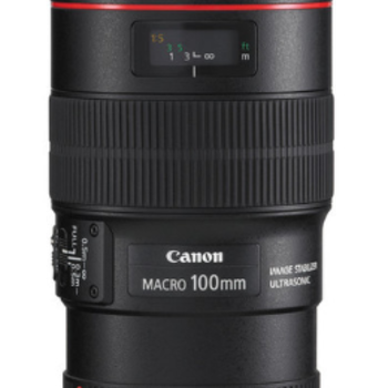 Rent Canon EF 100mm f/2.8L Macro IS