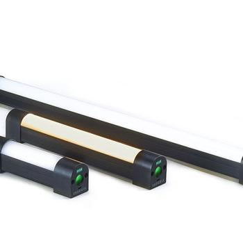 "Rent Quasar Science (2x) 24"" and (1x) 12"" LED Lights"