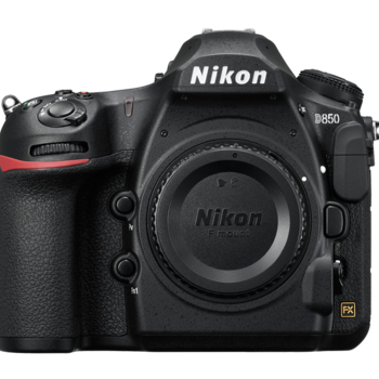 Rent Nikon D850 w/ 128GB XQD card