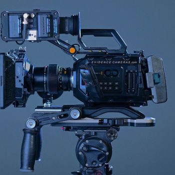 Rent BLACKMAGIC URSA MINI 4.6K