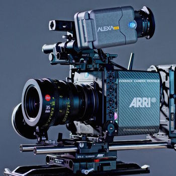 Rent ARRI ALEXA MINI w/ Media & Batts