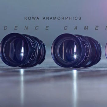 Rent KOWA CINE ANAMORPHIC PL (SET OF 4)