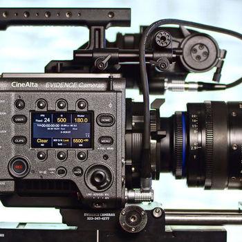 Rent Sony VENICE FULL FRAME 6K CINEALTA CAMERA W/RAW RECORDER