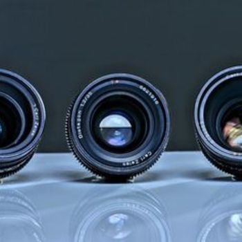Rent Zeiss Super Speed Mark II Lens Set