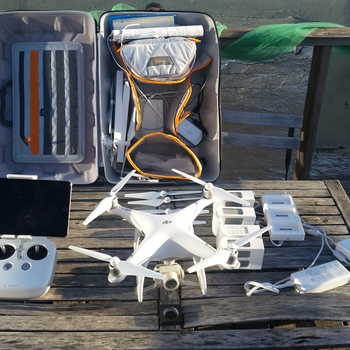 Rent 4K Drone  (w/ FAA certified pilot and 10+ year experienced DP available)