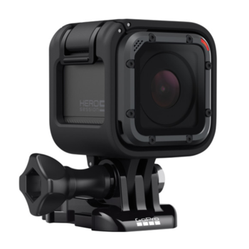 Rent GoPro Hero Session 5 with FPV mount, Tripod, Remote