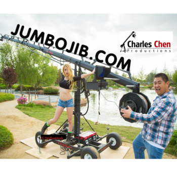 Rent Cammate 2000 Series Camera Jib Package with Remote Head.