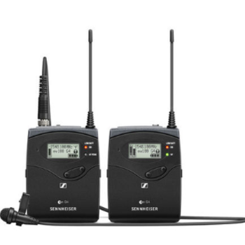 Rent Sennheiser G4 Wireless Lav Kit