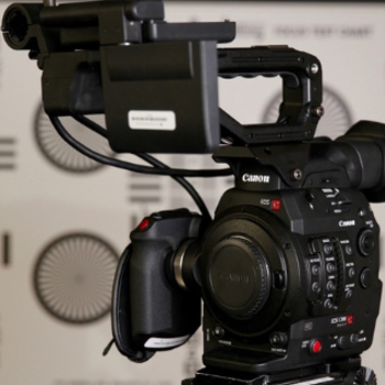 Rent Canon C300 mII EF Camera With Canon EF 24-105mm L