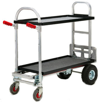 "Rent Magliner 36"" 2-Shelf Camera Cart"