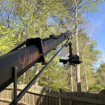 Rent CAMMATE JIB 6-30FT