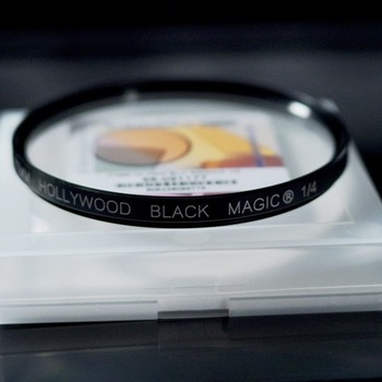 Rent 77mm Hollywood Black Magic 1/4 Filter (With Step Up Ring)