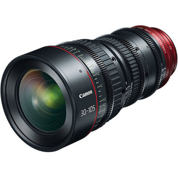 Rent Canon CN-E 30-105mm T2.8 L S (PL or EF Mount)