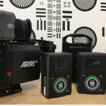 Rent ARRI Alexa Mini Basic Package Full Licenses