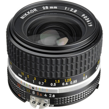 Rent Nikon NIKKOR 28mm f/2.8