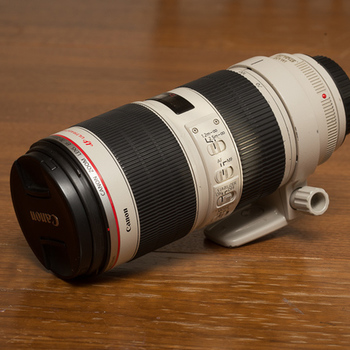 Rent Canon 70-200mm f/2.8L IS II USM Lens