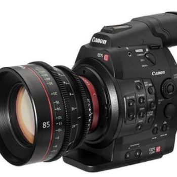Rent PRO KIT > Canon C300 Camera Package