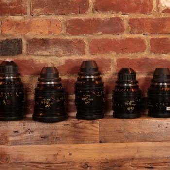 Rent Cooke Mini S4 Set of 5 Lenses:
