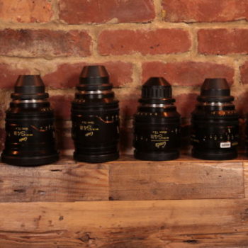 Rent Cooke Mini S4 Set of 6 Lenses