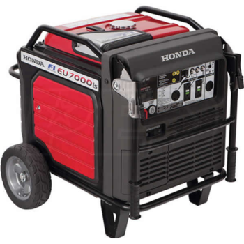 Rent Honda EU7000is Fuel Injected Generator w/60amp Bates