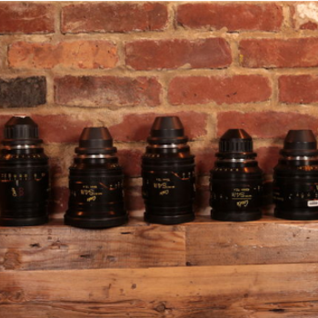 Rent Cooke Mini S4 Uncoated Set of (5) Lenses