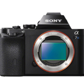 Rent Sony A7s Basic Package
