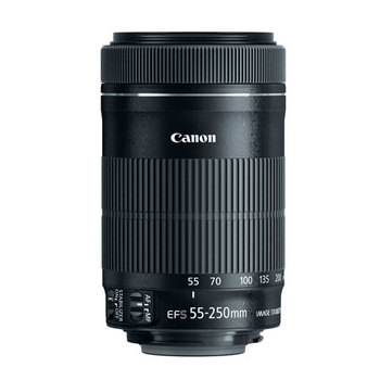 Rent Canon EF-S Telephoto Zoom 55-250mm f/4.0-5.6 IS STM