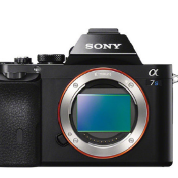 Rent Sony A7s 2-Canon Lens Package