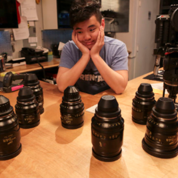 Rent Cooke Mini S4 Prime Full Set of 7 Lenses (Coated or Uncoated)