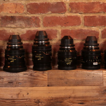 Rent Cooke Mini S4 Set of (6) Lenses (Coated or Uncoated)